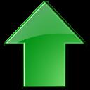 Stock Index Up Icon